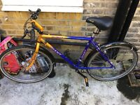 Giant Chinook Hybrid MTB Bike