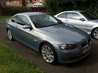 BMW 3 SERIES (E92) COUPE 325i SE - MOT - FULL SERVICE HISTORY - LEATHER