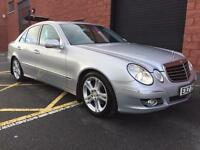 AUGUST 2006 MERCEDES E CALSS AUTOMATIC (FACE LIFT MODEL) ONLY 118,000 MILES LONG MOY