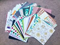 12x12 patterned paper