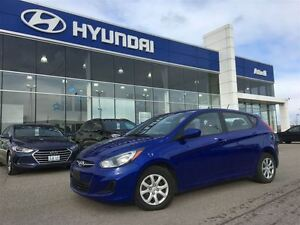 2012 Hyundai Accent GL/ONE OWNER