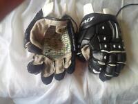 lacrosse professional gait gloves