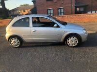 2006 VAUXHALL CORSA 1.2 16V DESIGN (80) 3 DOOR . 1229 CC ENGINE, LONG MOT. CHEAP TAX.