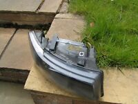 Seat Leon headlight, driver side