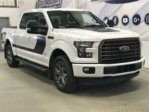 2017 Ford F-150 SuperCrew Lariat Sport Special Edition 501A 3.5L