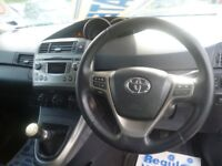 New shape Toyota VERSO TR D-4D,1998 cc 7 seat MPV,6 speed,runs and drives well,Alloys,A/C,great mpg