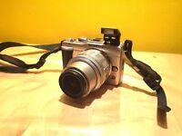 Olympus Pen E-PL1(EPL1) Micro 4/3 Mirrorless Camera + M.Zuiko 14-42mm Lens + Accessories