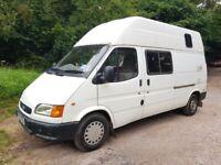 Ford Transit Campervan 1995 4-seater