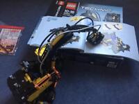 Technic Lego 42053 Volvo Excavator