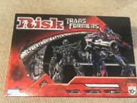Transformers Risk Cybertron Battle Edition Board Game