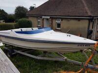 """Boat """"speedboat"""" ( no engine)"""