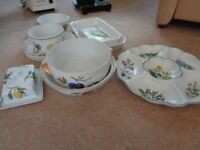 Selection of Royal Worcester China