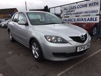 Mazda 3. Sale/Finance Forth Carz