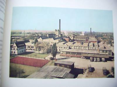 75 Jahre Zellstofffabrik Waldhof 1959 Mannheim