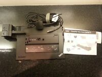 Dell ThinkPad Mini Dock Series 3 (docking station)