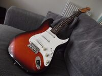 Fender Mexican Stratocaster 1994