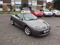2002 MG TF 1.8 GREAT CONDITION