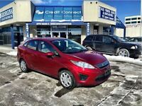 2013 Ford Fiesta ***RED, HEATED SEATS, CLEARANCE SPECIAL***