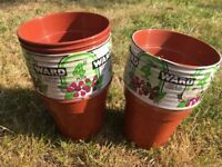 Ward Plant Pots Job lot