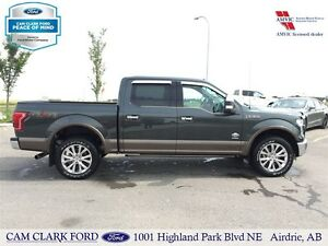 2015 Ford F-150 King Ranch SuperCrew EcoBoost 4WD