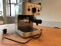 Dualit expresso coffee machine