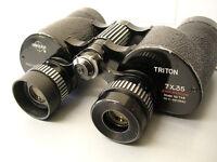SWIFT Triton 7x35 binoculars for spares or repairs