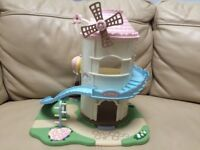SYLVANIAN FAMILIES PRIMROSE WINDMILL @ Girls Play Toy