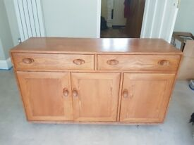 2nd Hand Solid Wood Ercol Sideboard