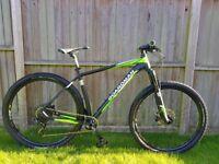 Boardman pro 29er mountain bike. Rrp £1000!
