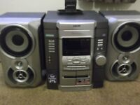 Sony Hi-fi system for Sale