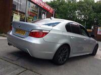 2005 BMW 530D SPORT,AUTO,285 BHP,STAGE 1 REMAP,9 MONTHS MOT,HPI CLEAR,PX.R32,ST,GTI,535,VXR...