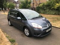 Citroen Grand C4 Picasso 2.0 i 16v VTR+ EGS, 6 MONTHS FREE WARRANTY, 2 OWNERS, FULL SERVICE HISTORY