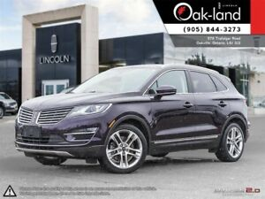 2015 Lincoln MKC Reserve | 2.3T | SUNROOF | ACCIDENT FREE |