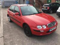2000 rover 25 ( low miles)