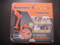 The Renovator Twist a saw Multi power tool still in the box never used