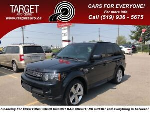 2012 Land Rover Range Rover Sport HSE LUX, Mint Condition, Drive