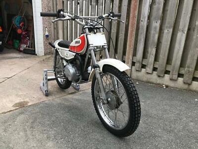 1983 Yamaha TY 80 Junior Trials Bike.
