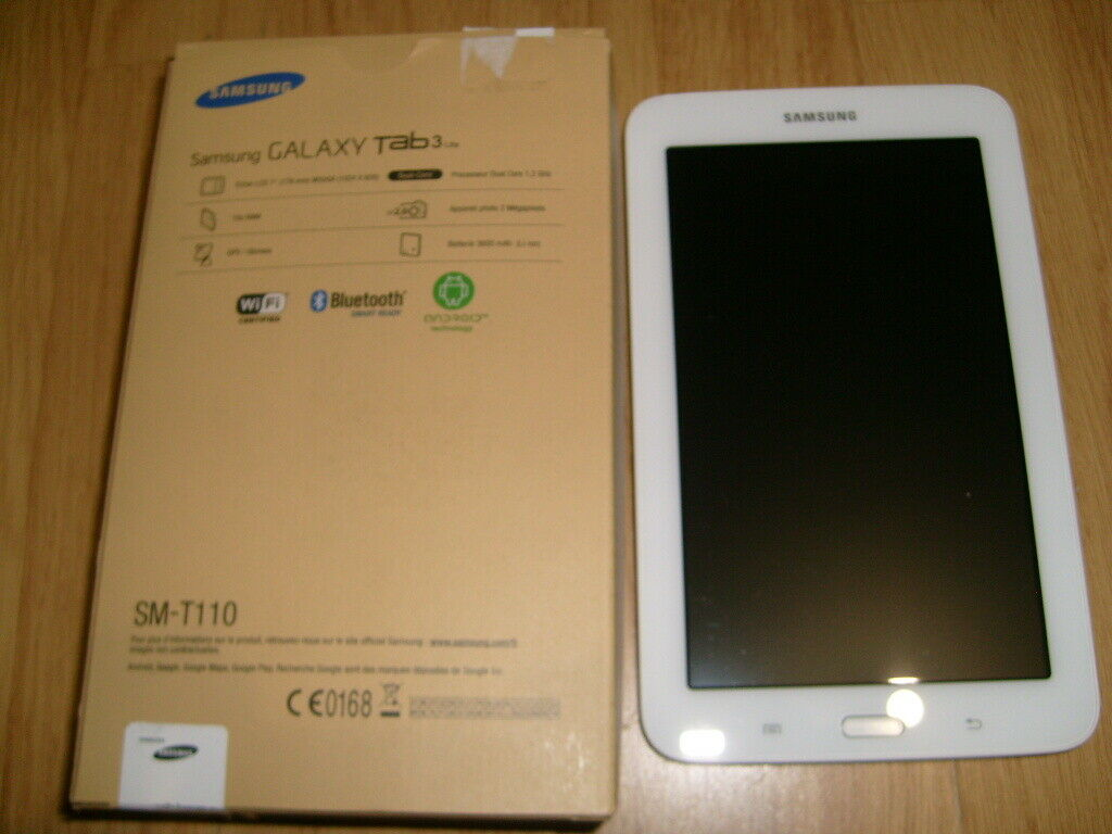 1 tablette samsung galaxy tab3 lite  -  7''  -  8go  -  android