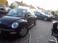 Automatic Volkswagen Beetle 2.0 litre