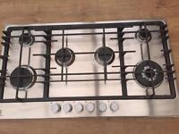 Electrolux 6 ring gas hob