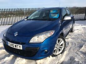 2010 10 RENAULT MEGANE 1.6 VVT - ONLY TWO FORMER KEEPERS - JAN 2019 M.O.T - VERY CLEAN EXAMPLE!!