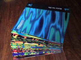 Open University Science Course Books: S103 Discovering Science and S205 The Physical World