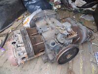 VOLKSWAGEN VW engine-OLD!
