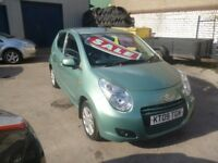Suzuki ALTO SZ4,996 cc 5 door hatchback,2 owners,2 keys,FSH,A/C,Alloys,CD/Radio,nice clean tidy car