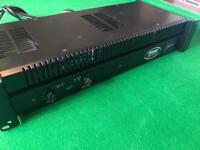 ProSound Power Amplifier 200w 200 Amp Professional DJ Stage Theatre Disco 2 Channel