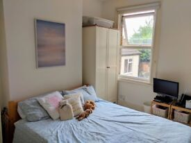 2 double rooms for single occupancy or 1 double room for a couple in lovely flat in Tooting Broadway