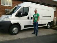 Removals Man & Van Sheffield