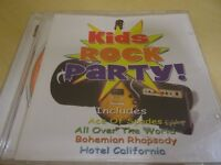 KIDS ROCK PARTY! Music CD