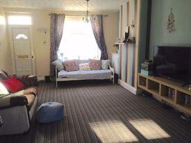 2 bedroom open plan terraced £525