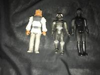 Vintage Star Wars Figures zzzz